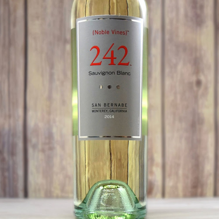 Logo for Noble Vines 242 Sauvignon Blanc