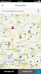VicEmergency- screenshot thumbnail
