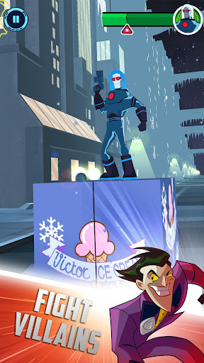 Justice League Action Run - screenshot