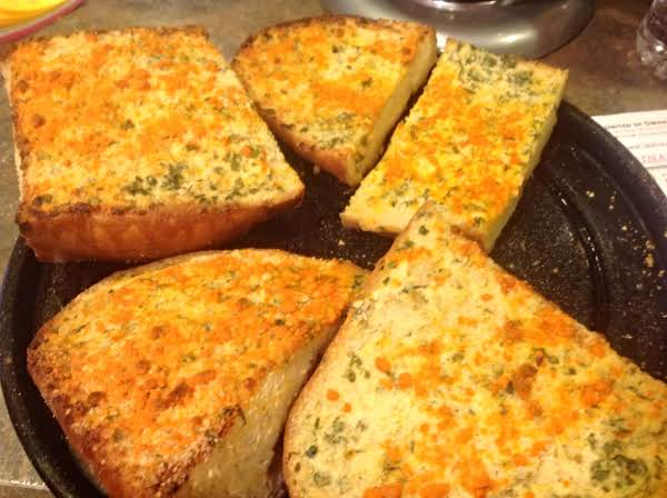 Garlic Lovers Garlic Bread