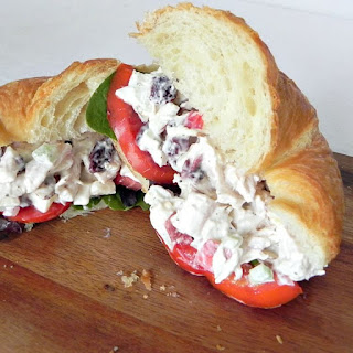 Chicken Salad Dried Cranberries Recipes