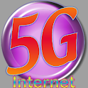 5G High Speed Internet icon