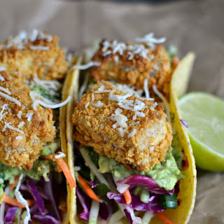 Crunchy AF (as fried) Tacos.