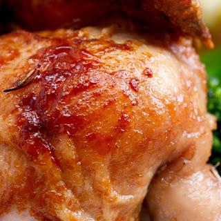 "Homemade ""Store-Bought"" Rotisserie Chicken."