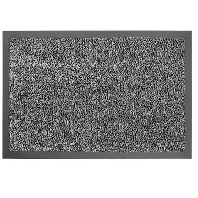 Коврик Велий Честер серый 90х150