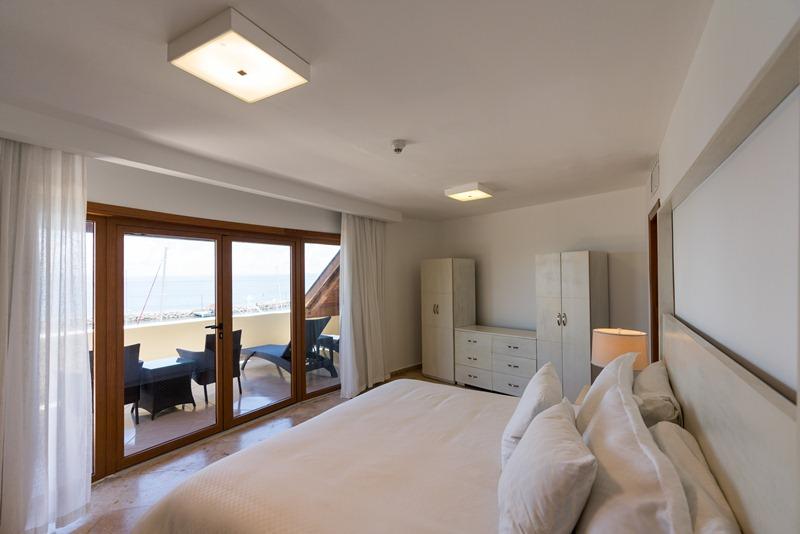<small>Suite Admiral</small> Vista Mar