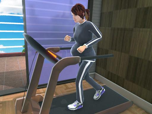 Pregnant Mother Simulator - Virtual Pregnancy Game 1.6 screenshots 11