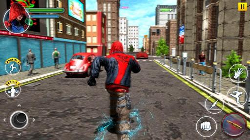 Incredible Hero Legends: Crime Simulator apktram screenshots 2