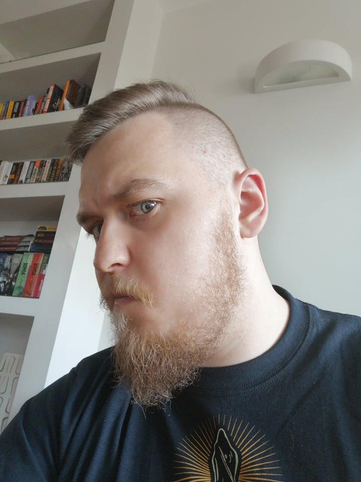 Michał Wojewódka redakcja ajrock
