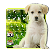 Innocent Cute Puppy Keyboard Theme Android APK Download Free By Bs28patel