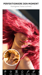 PicsArt Photo Editor: Bilder und Videos bearbeiten Screenshot