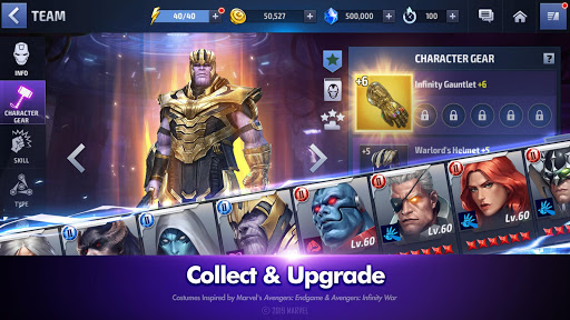 MARVEL Future Fight painmod.com screenshots 11