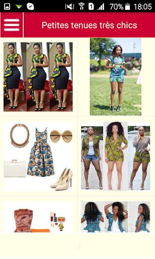 玩免費遊戲APP|下載Mode et Tenues Africaines app不用錢|硬是要APP