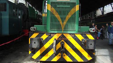 Photo: Tractor maniobras 306