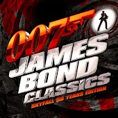 007 - James Bond Classics - Skyfall 50 years Edition