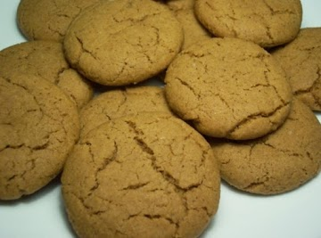 Soft Ginger Bread Cookies Recipe