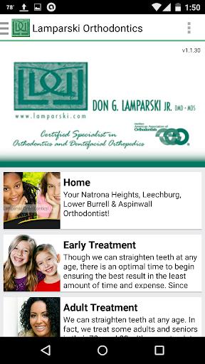 Lamparski Orthodontics