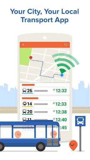 ムービット Moovit :リアルタイムの交通時刻プランナー