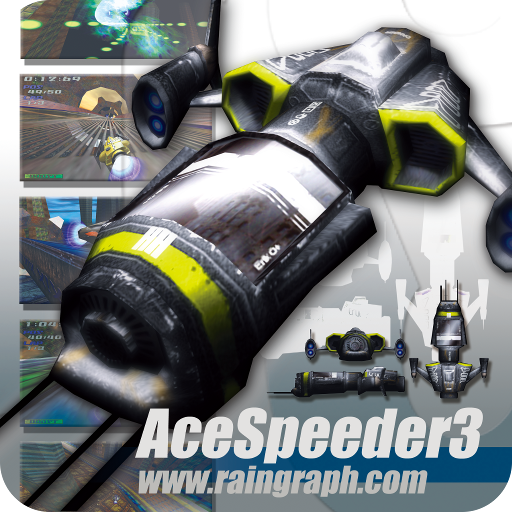AceSpeeder3 game for Android