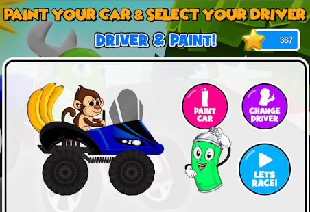 Fun Kids Car Racing- screenshot thumbnail
