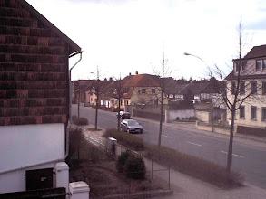 """Photo: 2003 - Hauptstraße rechts nicht mehr in Bild """"Auf der Höhe"""""""