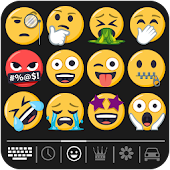 ABC Emoji Android - 8 For Smart Emoji keyboard