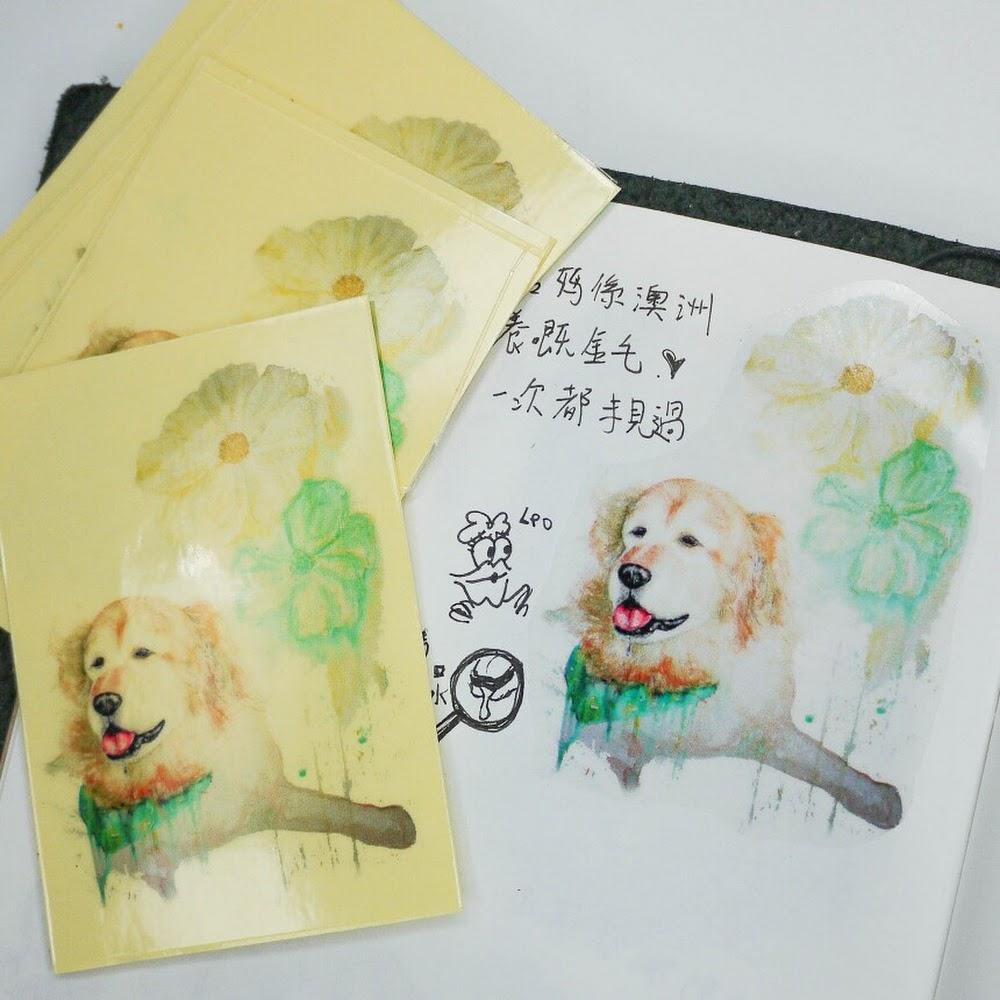 Sticker 碌落啲有更多紙品選擇!!