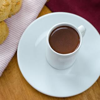 Drinking Chocolate (Dark Hot Chocolate)