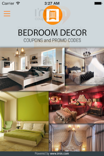Bedroom décor Coupons-I'm in