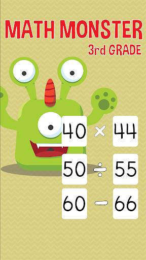 3rd Grade Math Games