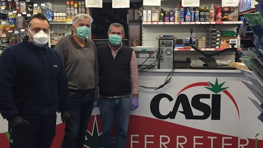CASI no es ajena a la crisis sanitaria provocada por el coronavirus.