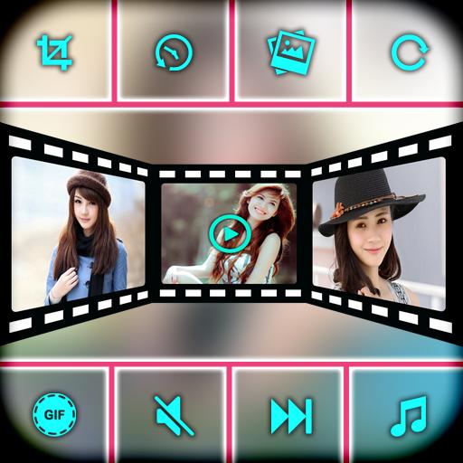 Video Editor for HD Video 媒體與影片 App LOGO-APP開箱王
