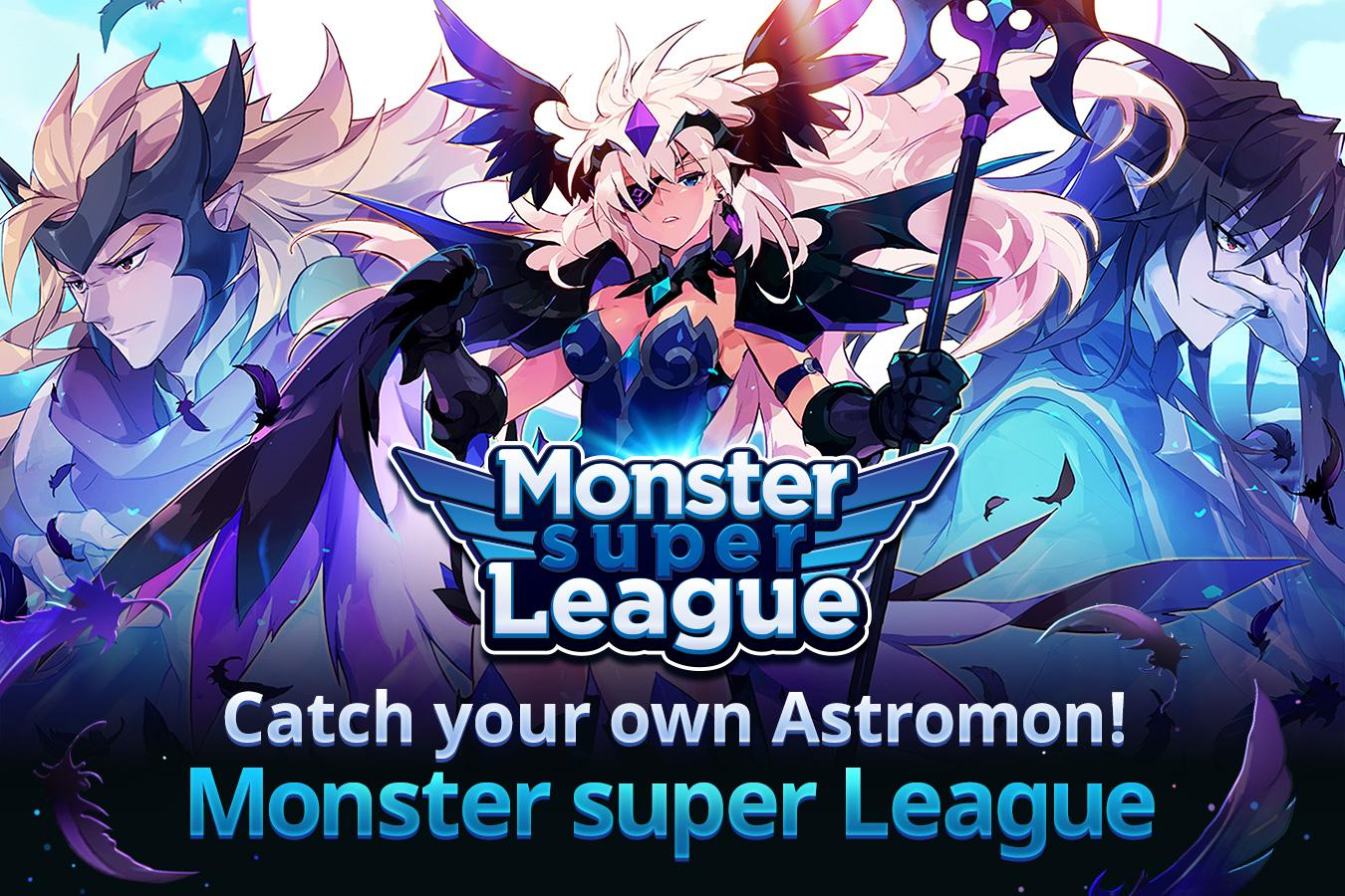 Monster Super League- screenshot