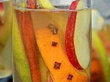 White Rum Autumn Sangria Recipe