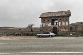Photo: near Albacete, Spain  Autoflex, votre spécialiste SAAB 900 : http://www.autoflex31.com/