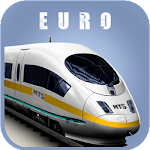 Euro Train Driving 1.1 Apk