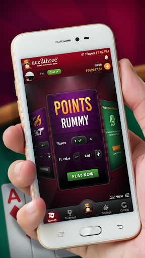 Rummy 13 Cards : Ace2Three screenshots 2