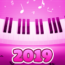 Pink Piano for Kids 2019 APK