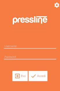 Pressline - náhled