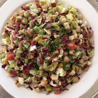 Protein-Packed Chopped Salad