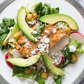 Chicken Posole Salad.