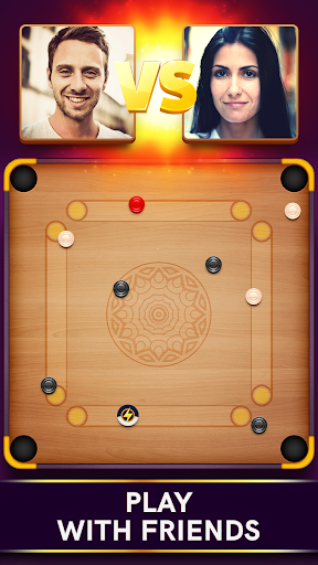 Disc Pool Carrom u0635u0648u0631 1
