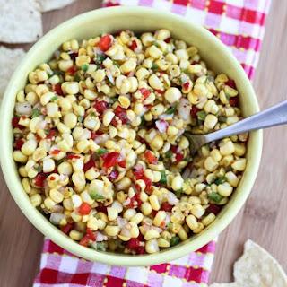 Sweet Corn and Pepper Salsa