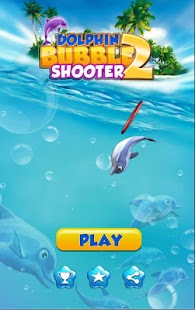 Dolphin Bubble Shooter 2 - náhled