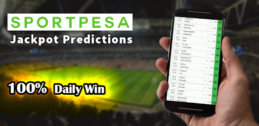 Sportpesa winning betting tips on Windows PC Download Free - 1 0