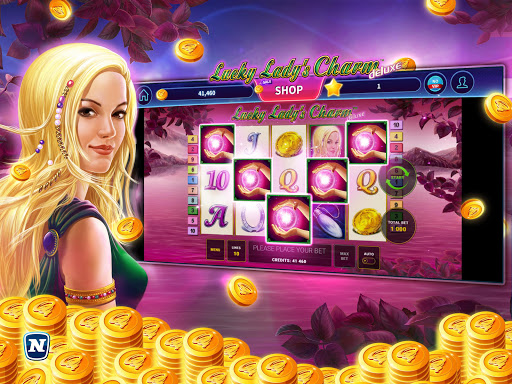 Lucky Lady's Charm Deluxe Casino Slot 5.18.0 screenshots 4
