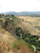 Photo: Road to Ronda