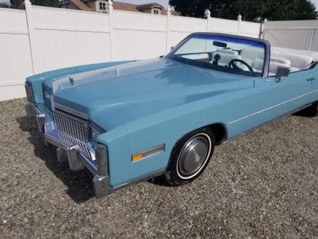 Cadillac El Dorado Hire Chino