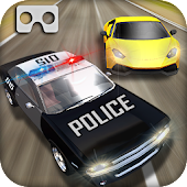 VR Police Pursuit Highway