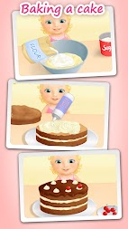 Sweet Baby Girl - Dream House and Play Time APK screenshot thumbnail 3